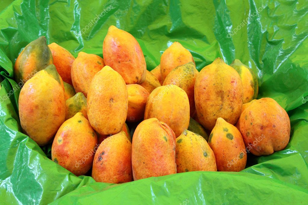 papaya paper