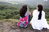 Girl Friends — Stock Photo