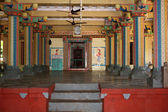 Temple Interiors — Stock Photo