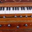 Stock Photo: Harmonium Background