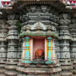 Stock Photo: Ancient Ganpati Temple