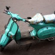 Постер, плакат: Retro Scooter