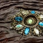 ������, ������: Jeweled Fabric