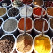 Streetside Spices — Stock Photo