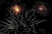 花火の背景 — ストック写真