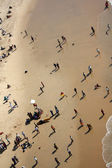Playa de goa — Foto de Stock
