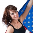 Pretty Patriotic — Stock Photo #3132113