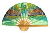 тайский вентилятор изолированные — Стоковое фото