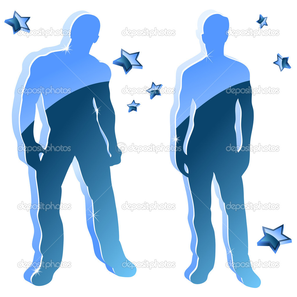depositphotos 2884924 Sexy boy blue silhouettes with stars. We decided to see how it stacks up next to a home video that fetched the ...