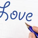 Love declaration — Stock Photo #2708987