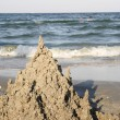 Royalty-Free Stock Photo: Sand castle