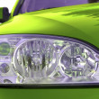 Stock Photo: headlight