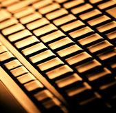 Modern and stylish laptop. — Stock Photo