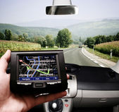 Gps — Stock Photo