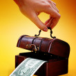 Cashbox — Stock Photo