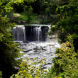 Stock Photo: KeilJowaterfall in Estonia