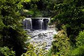 Keila Joa waterfall in Estonia — Stock Photo