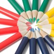 colored pencils — Stock Photo #2702535