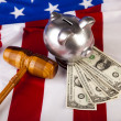 Royalty-Free Stock Photo: American Justice
