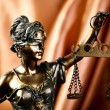 Stock Photo: Judge gavel