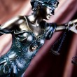 Judge gavel — Stock Photo #3790138