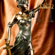 God of law — Stock fotografie #3790200
