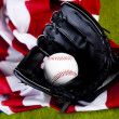 American Baseball — Stock Photo