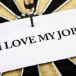 Love my job — Stockfoto