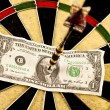 Bullseye,conceptual,success — Stock Photo #3792069