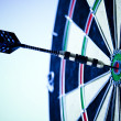 Dart & target — Stock Photo #3792143