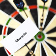 Darts series — Stock Photo