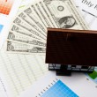 Stock Photo: Finance Concept