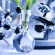 Stock Photo: Eco laboratory