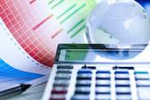 Office work, Finance series — Stock Photo