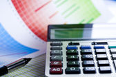 Office Job, Financial Concept — Stock Photo