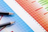 Financial Concept, Diagram — Stock Photo