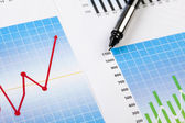 Finance series — Stock Photo
