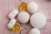Tablets & Medicines — Stock Photo