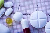 Ilaçlar — Stok fotoğraf