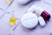 Medicines collection — Stock Photo
