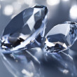 Crystal diamond, Luxury — Stockfoto