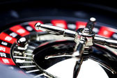 In the casino, Roulette — Stock Photo