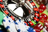 Las Vegas game — Stock Photo