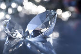 Diamond - en hård sten — Stockfoto