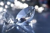 Diamant - een harde steen — Stockfoto