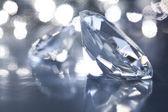 颗巨大的钻石 — 图库照片