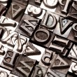 Foto de Stock  : Typography