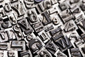 Style de typographie — Photo