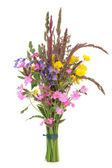 Wild Flower Posy — Stock Photo