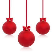 Christmas Bauble Beauty — Stock Photo